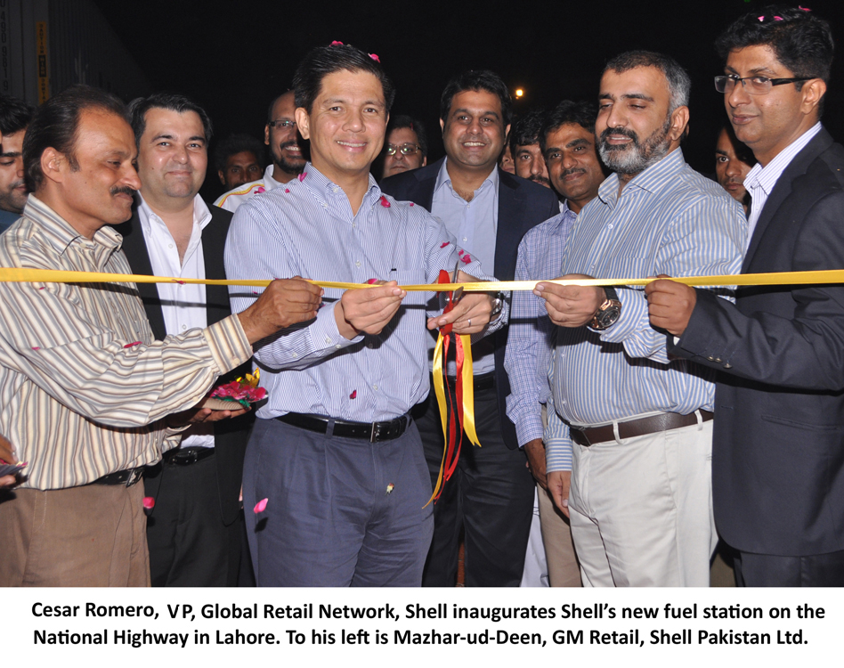 New Fuel Station in Lahore -  Picture Release English