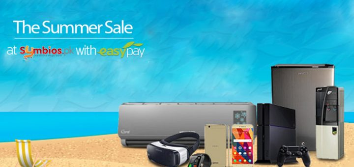 Symbios pk Summer Sale in Collaboration with Telenor Easypay