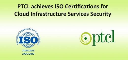 cloud infrastructure ISO