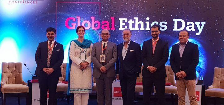 Global Ethics day