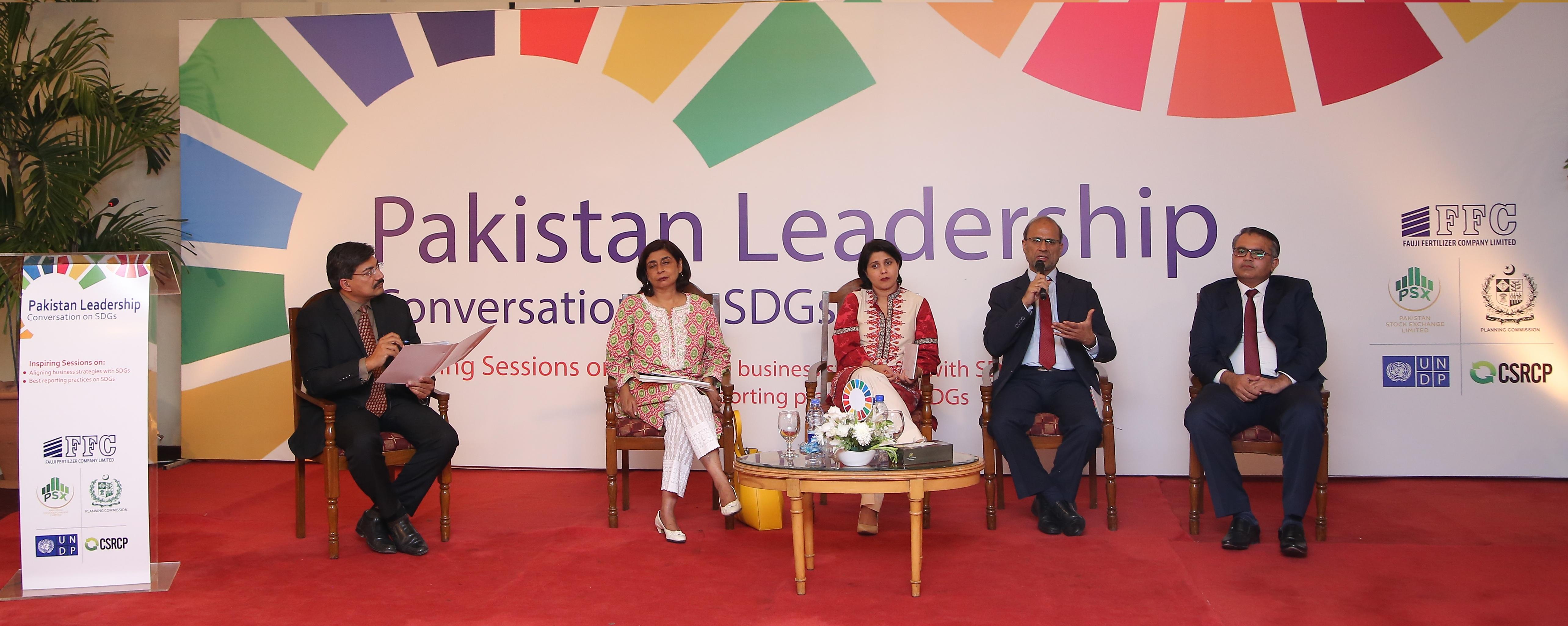 Leadership Conversation