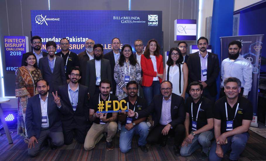 Karandaaz FinTech Disrupt Challenge