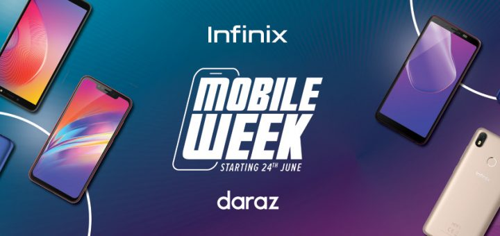 daraz mobile week.