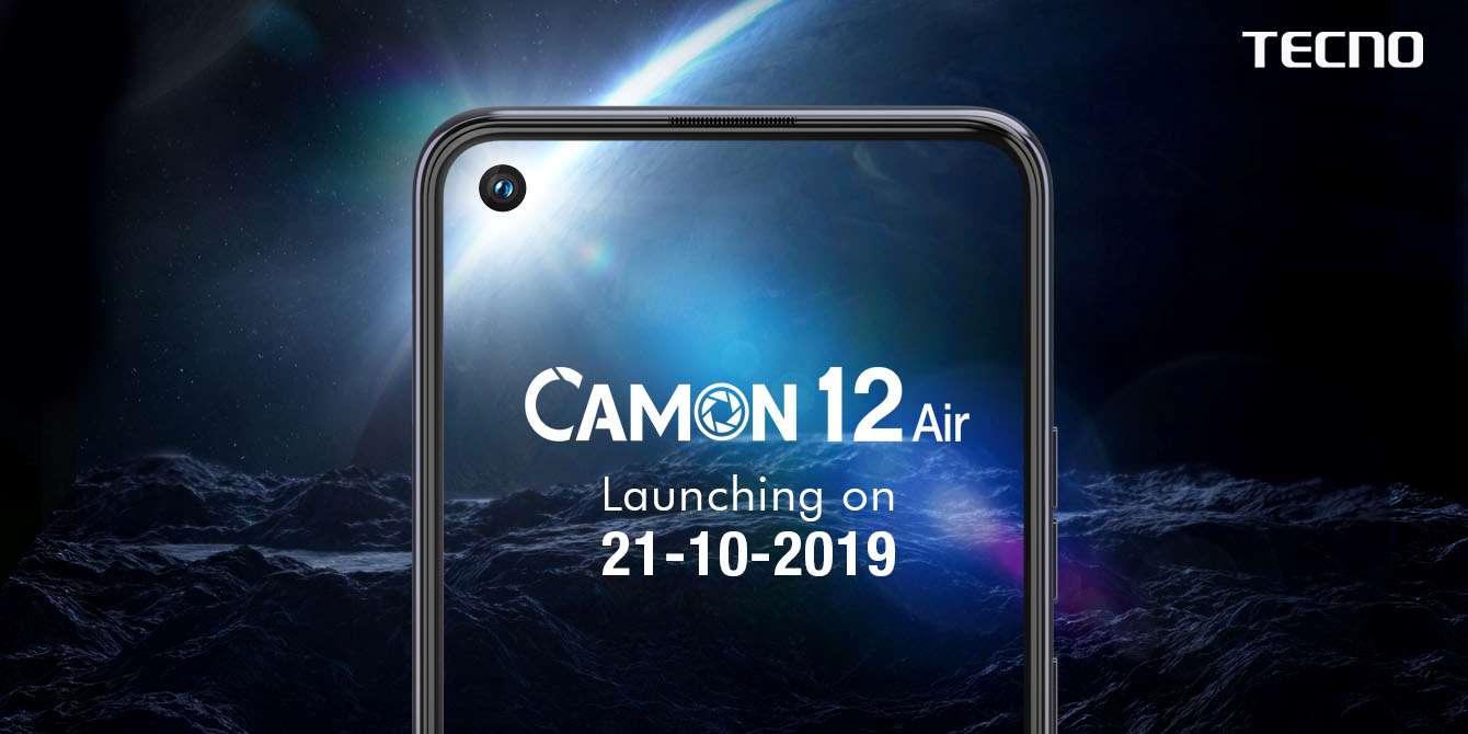 Camon 12 Air