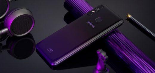 Infinix Hot 8 With 5000mah Battery