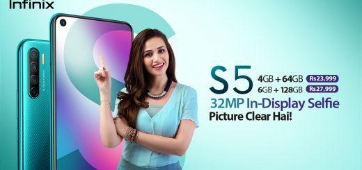 Infinix S5 32MP