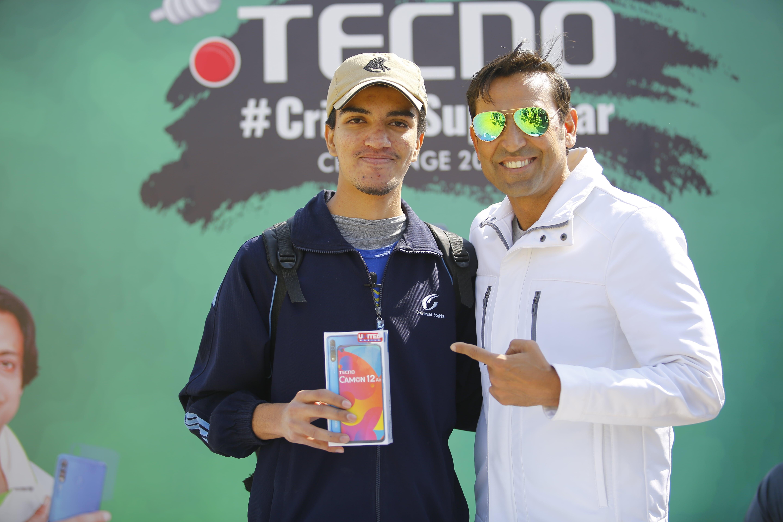 TECNO Cricket Superstar Challenge