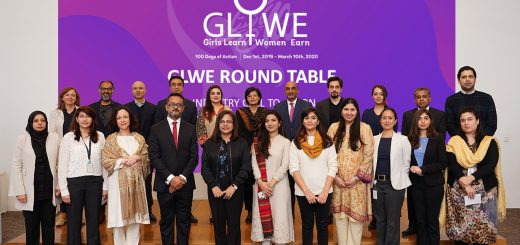 Girls Learn Women Earn (GLWE)