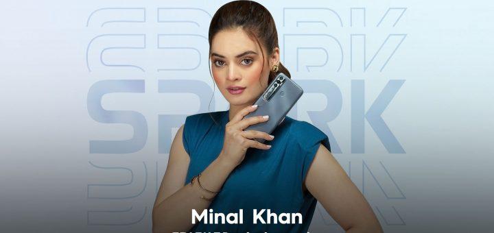 Minal Kha Spark 7 Pro