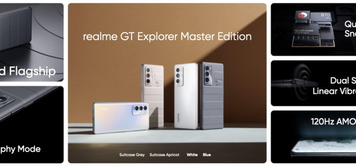 realme GT Master