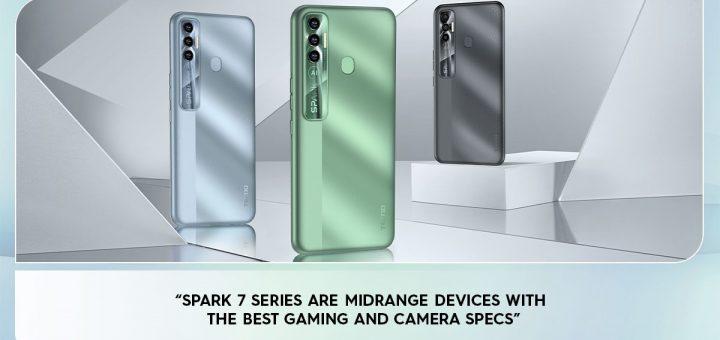 Spark 7 series